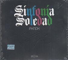 CD - Sinfonia Soledad NEW Pxndx CD/DVD - FAST SHIPPING !