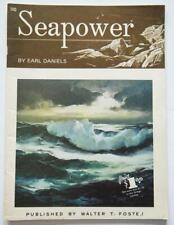 """""""Seapower"""" #110 in a series of Walter T. Foster Art Books EXC. COND. -R09"""