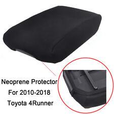 Center Armrest Console Cover Plus Neoprene Protector for 10-2018 Toyota 4 Runner