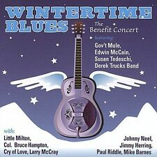 Wintertime Blues: Benefit Concert. One day Handling! First class fast shipping!