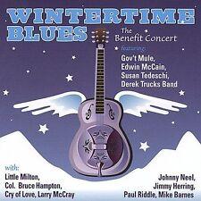 Wintertime Blues Gov't Mule Derek Trucks 2 CDs Susan Tedeschi