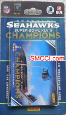 Seattle Seahawks 2014 Panini Super Bowl 48 Champions Limited Edition 18 Card Set