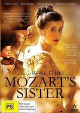 Mozart's Sister (DVD, 2012)