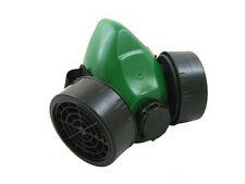 Green Cyber Respirador cyberlox Rave Goth Steampunk Cosplay Industrial