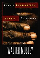 Walter Mosley, Always Outnumbered, Always Outgunned, Norton, 1998 - 1st Printing