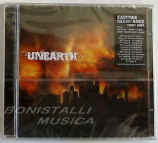 UNEARTH - THE ONCOMING STORM - CD + DVD Sigillato