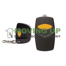 Chamberlain Green Learn Button Visor & Mini Compat Remote Combo Transmitter