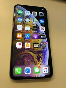 Apple iPhone XS - 256GB - Silver (Unlocked) FULLY WORKING! See Listing!