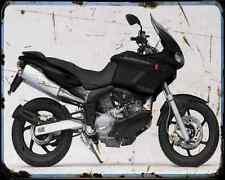 CAGIVA NAVIGATOR 05 A4 Metal Sign moto antigua añejada De