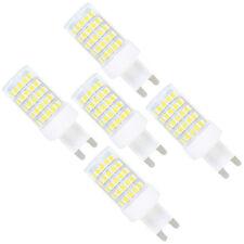 5 Stück G9 10W LED Dimmbar Lampe 86x2835 SMD AC 220-240V Kaltweiß 6000K 800 LM