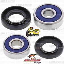 All Balls Rear Wheel Bearings & Seals Kit For Kawasaki KX 100 1995-1997 95-97