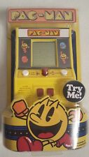 NEW Pac-Man Mini Arcade Game Handheld Videogame Portable Classic Joystick TESTED