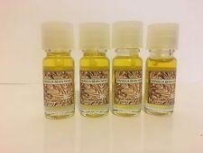 VANILLA BEAN NOEL - Bath Body Works HOME Fragrance OIL lot 4 bottles -new