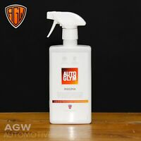 AutoGlym Magma 500ml - Iron Particle Remover Decontamination for Wheels