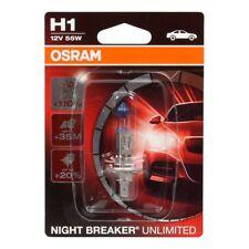 OSRAM halógena h1 NIGHT BREAKER Unlimited 12v 55w p14, 5s 64150nbu-01b