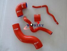 Silicone Turbo Boost Hose for VW GOLF/JETTA/BOR​A MK4 A4 PQ34 1.8T 1996-2005 RED