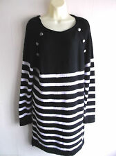 NEXT Long Sleeve Casual Striped Dresses for Women