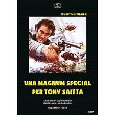 Dvd UNA MAGNUM SPECIAL PER TONY SAITTA - (1976) ......NUOVO