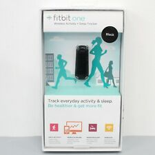 Fitbit One Wireless Activity + Sleep Tracker- Black - New In Box