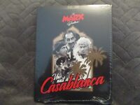 """COFFRET BLU-RAY + DVD NEUF """"UNE NUIT A CASABLANCA"""" The Marx Brothers"""
