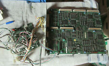 sega model 2A double layer MOTHER WITH I/O ONLY arcade  game pcb board Cj