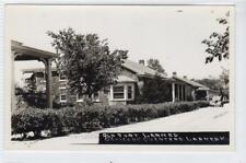 OFFICER'S QUARTERS, OLD FORT LARNED: Kansas USA postcard (C31005)