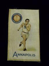 """Murad cigarette silk for Annapolis """"Track & Field"""""""