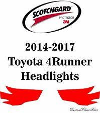 3M Scotchgard Paint Protection Film Pre-Cut 2014 2015 2016 2017 Toyota 4Runner