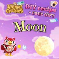 Animal Crossing New Horizons Moon