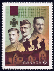 2021 Canada SC#  Valour Road-Canadian Soldiers WW1 Recipients-from bk-M-NH