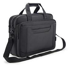 Briefcase Bag 15.6 Inch Laptop Messenger Bag Business Office Bag for Men Women,
