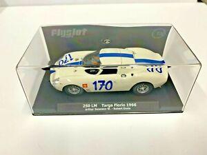 SLOT CARS 1/32 SCALE  N.O.S. VSHARP 1966 250 LM SLOT CAR RACE CAR IN CASE