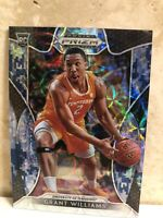 2019-20 Panini Prizm Draft Picks Blue Camo #21 Grant Williams RC RARE ROOKIE /25