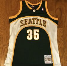 Authentic Mitchell & Ness Seattle SuperSonics Kevin Durant Rookie Jersey sz L