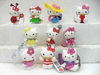 """""""Hello Kitty"""" (entra e scegli il personaggio) Bullyland in gomma/plastica cm. 5"""