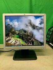 """HP / COMPAQ 17"""" LCD Monitor LE1711 VGA + POWER CABLE TESTED WORKING"""