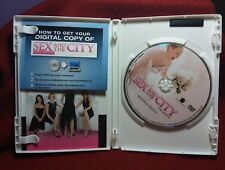 SEX AND THE CITY - THE MOVIE WIDESCREEN DVD WITH DIGITAL COPY CODE  **BUY 2 SAVE