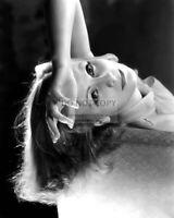 """GRETA GARBO~HOLLYWOOD FILM ACTRESS~8/""""x10/"""" SEPIA TONE PUBLICITY PORTRAIT PHOTO"""