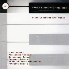 Arturo Benedetti Michelangeli: Albeniz, Tomeoni, Galuppi,.../CD-Top-stato