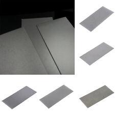 Thin Polish Diamond Plate Sharpening Stones Whetstone Square Knife 80/3000 Grit