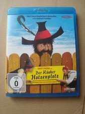 GERT FRÖBE als DER RÄUBER HOTZENPLOTZ Otfried Preußler Blu-ray WENDECOVER