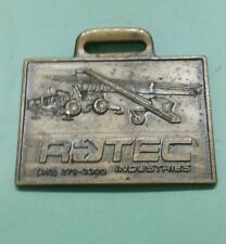 Rotec Industries concrete/cement equipment watch fob/key chain