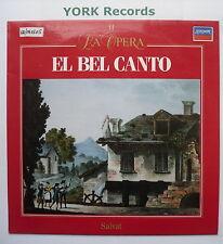 424 313-1 - BELLINI - El Bel Canto SUTHERLAND / PAVAROTTI - Ex Con LP Record