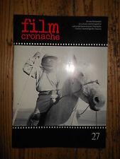 Film Cronache Rivista Bimestr. n. 27 Set./Ott.  1991 L17