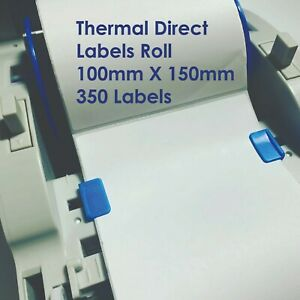 3x Thermal Direct Labels Roll 100mm X 150mm Fastway EParcel Startrack Zebra SATO