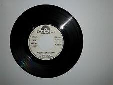 "Isaac Hayes / Stranger In Paradise – Disco Vinile 45 Giri 7"" Ed.Promo Juke Box"