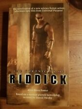 The Chronicles of Riddick - Alan Dean Foster- 1st print