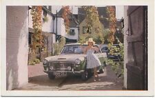 Austin A 110 Westminster Mk 2 Original Factory colour Postcard  No. 2240