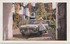 Austin A 110 Westminster Mk 2 Original Factory colour Postcard  No. 2240