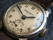 Vintage Ladies Ingersoll Gem Wristwatch 7 Jewel Lever Watch For Repair